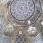 〜ウズベキスタン編 day9 ブルーのモスクに魅了された1日〜