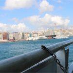〜トルコ編 day7 トルコの最終目的地!街歩きが楽しいイスタンブール!〜