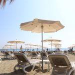 〜キプロス編  day3 キプロスのビーチでのんびり!ラルナカビーチ!〜