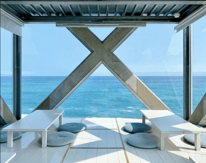 sea house 中