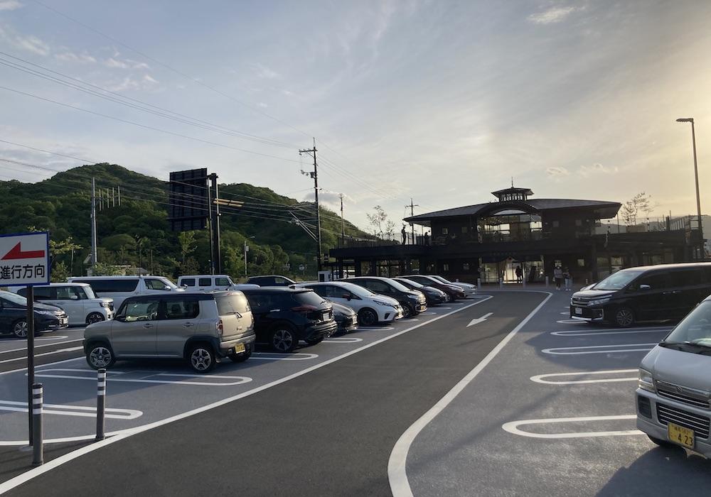 やまかげ駐車場