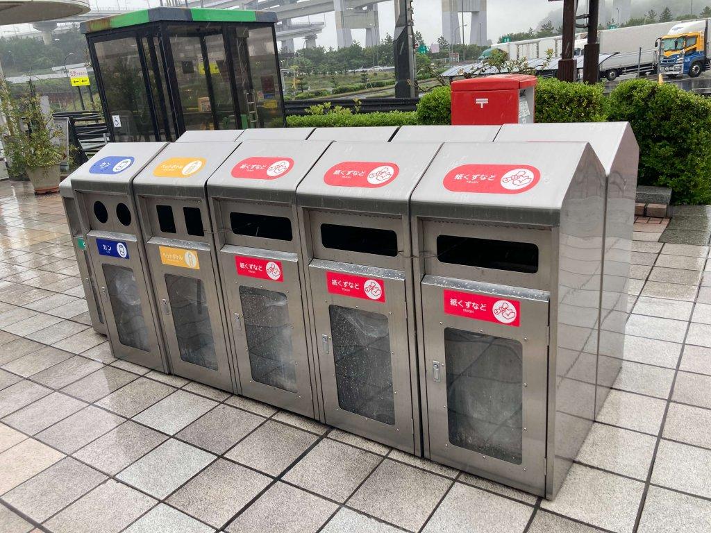 PA ゴミ箱