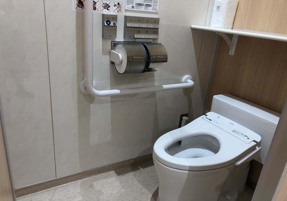 メイントイレ 便器