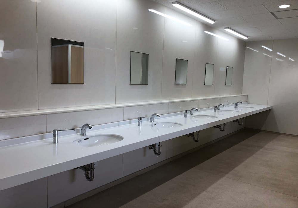 メイントイレ 洗面所